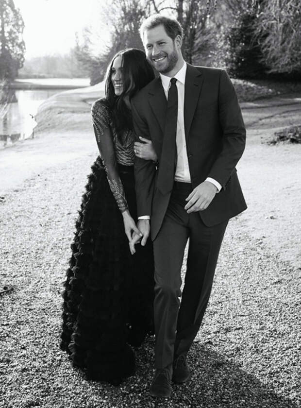 Принц Гарри и Меган Маркл объявили Елизавете II об окончательном отказе от королевских званий и обязанностей