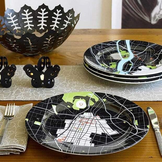 20 крутейших тарелок, из которых хочется есть