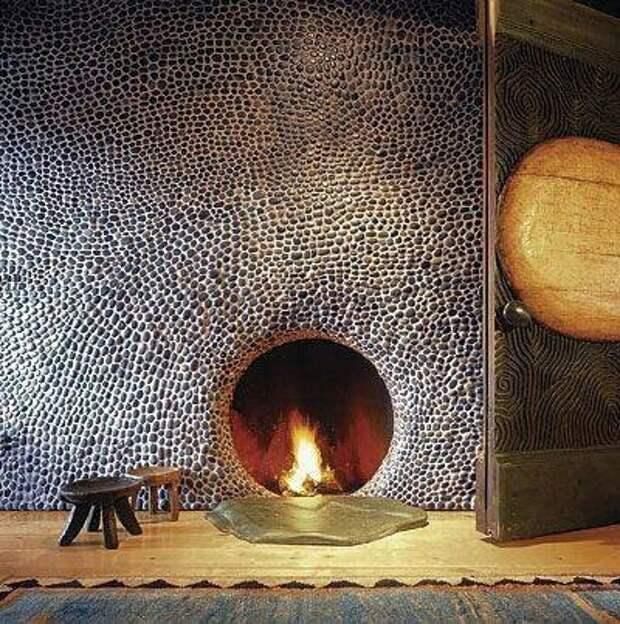 Современные камины (подборка)