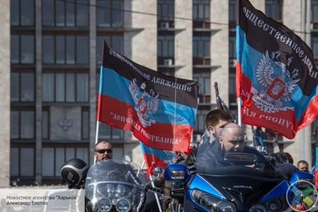 В ДНР рассказали о быстроразвивающейся экономике республики в условиях войны и блокады