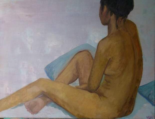 Французский художник. Valerie Le Meur
