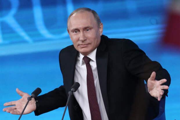 Путин санкции