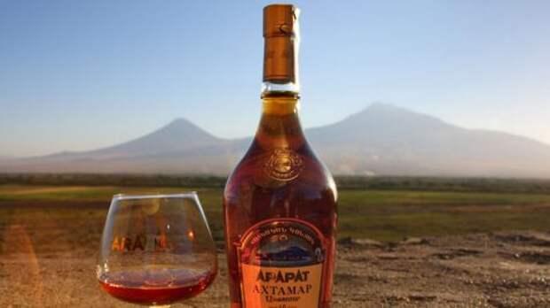 Армения откажется от использования слова «коньяк»