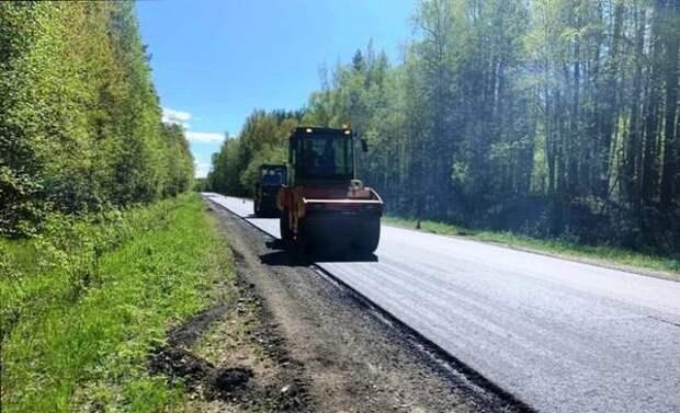 В 2020 году в Карелии в рамках нацпроекта отремонтировано почти в два раза больше дорог, чем годом ранее