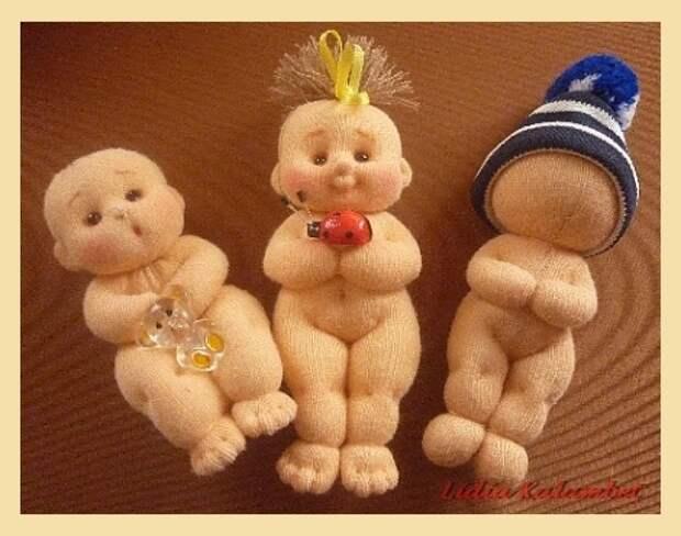 """Куколка """"Малышок""""-  подарок для друзей"""