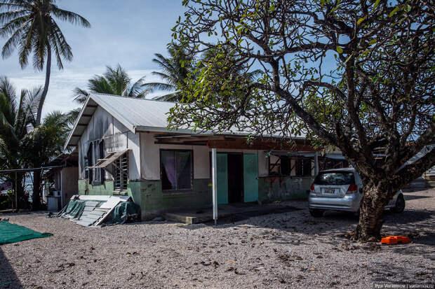 Науру: кошмар в отеле и фосфатный ад