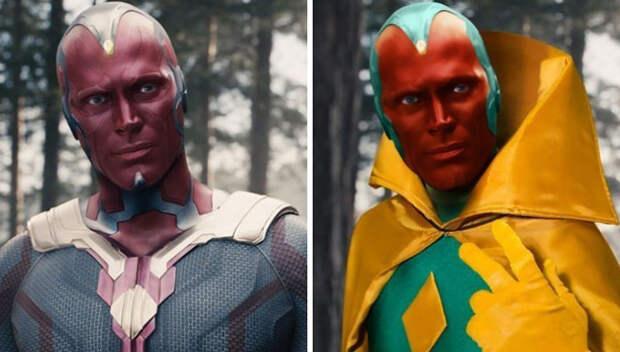 Экранизация vs комиксы: как на самом деле должны выглядеть Мстители по комиксам