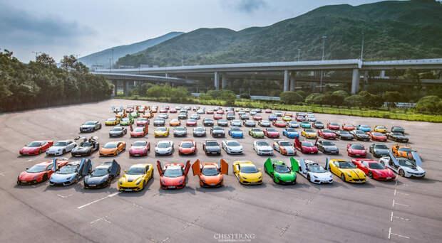 Какая машина самая быстрая?