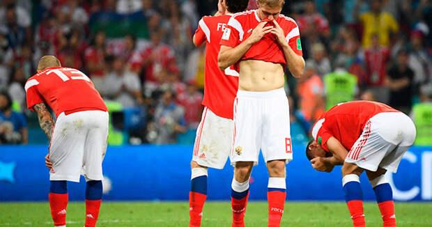 «Мы всю жизнь хотели, чтобы страна нами гордилась»: Дзюба не смог сдержать слёз после матча с Хорватией