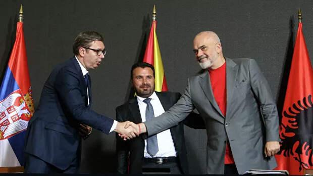 Бывший соцлагерь разочаровался в Европе и создает свой союз