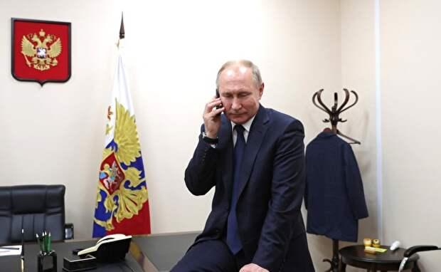 В Кремле заявили, что рекомендации по самоизоляции на Путина не распространяются