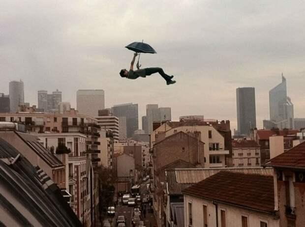 Фантастические миры от Винсента Бурильона (20 фото)