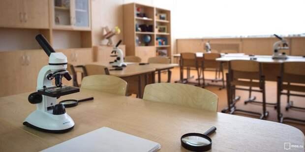 Новый учебный корпус школы №597 на Петрозаводской поставили на кадастровый учет