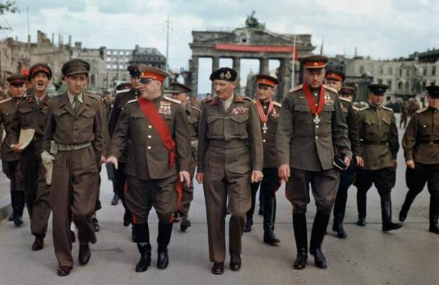 Как Советскую армию из Европы выводили: данные по странам и группам войск