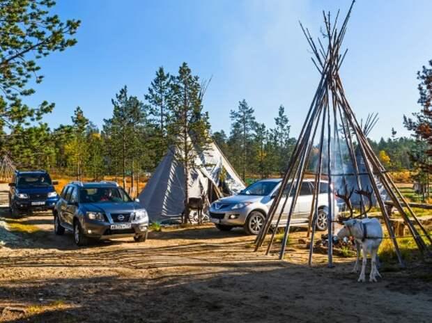 UAZ Patriot, Nissan Terrano и GW Hover H5: сделай СААМ! Ч. 1