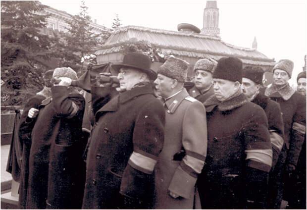 Последний путь Сталина.
