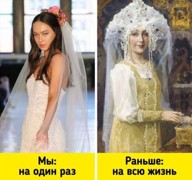 Вещи, которые носят современные невесты, но не догадываются об их истинном назначении