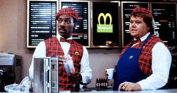 Мерфи заставили взять белого актера в фильм «Поездка в Америку»