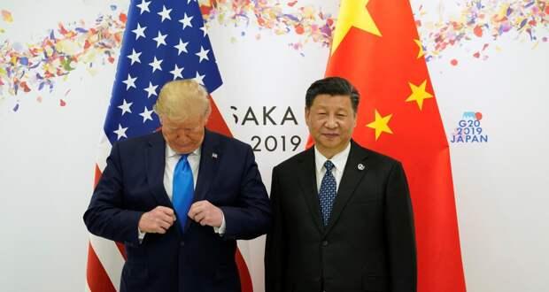 Торговые войны США и Китай: кто кого?