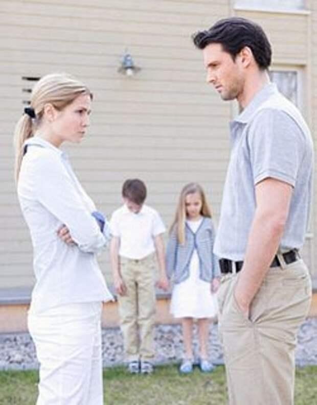 О проблемах в повторном браке, о взаимоотношениях в семье.