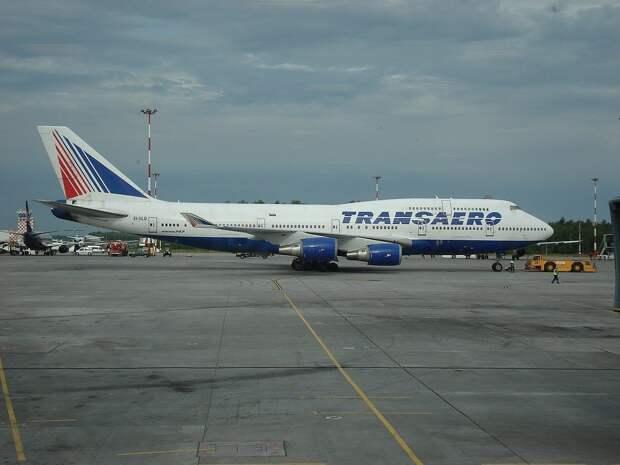 Брошенные в аэропортах самолеты «Трансаэро» ушли с молотка