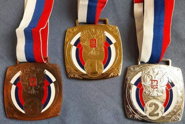 Одиннадцатиклассник из школы-интерната №52 стал призером чемпионата России по самбо