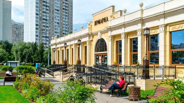 Собянин предложил москвичам выбрать единый бренд для ярмарок и рынков