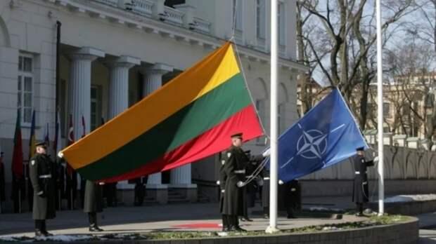 Для военнослужащих США суверенитет Литвы не существует