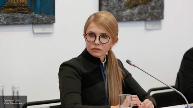 Заразившейся COVID-19 Тимошенко пришла на помощь китайская народная медицина