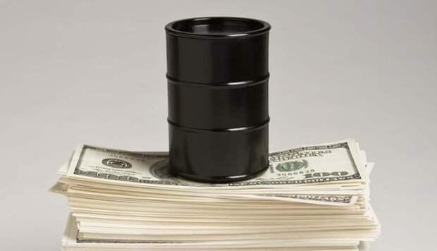 Рынок нефти доллар цены на нефть Brent WTI