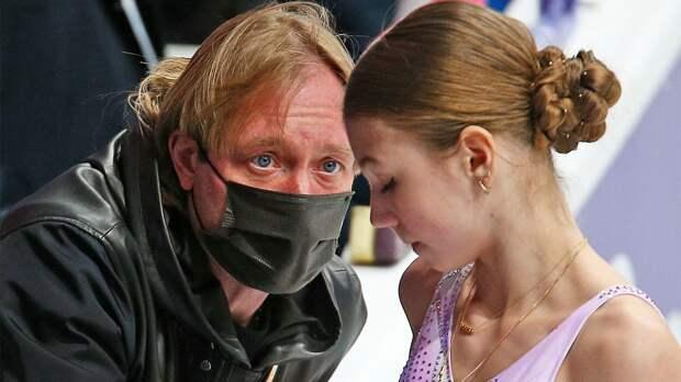 Дмитриев — об уходе Трусовой от Плющенко: «У каждого тренера должно быть свое кладбище»