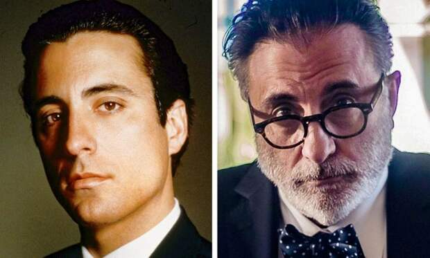 Снимки молодых и красивых известных актеров, которых не помнят такими
