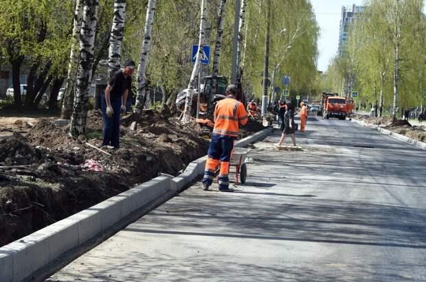 Дополнительное финансирование получат города Удмуртии на ремонт дорог