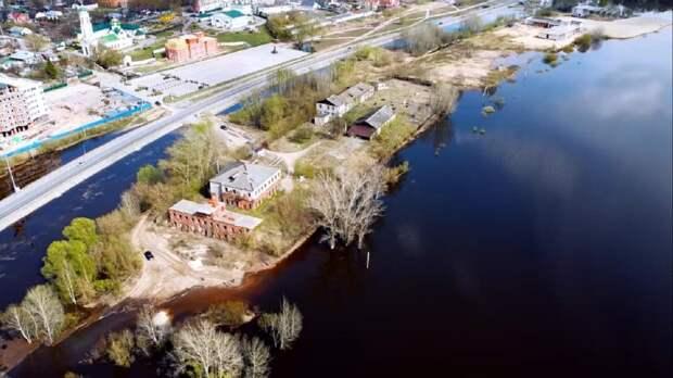 Остров по цене элитной «трешки» продают в Нижегородской области