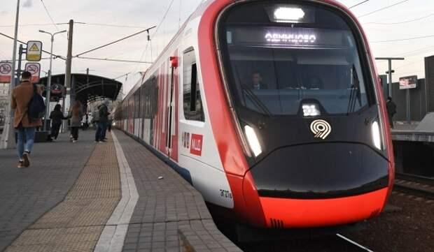 Расписание электричек Рижского направления МЖД и МЦД-2 изменится в предстоящие выходные