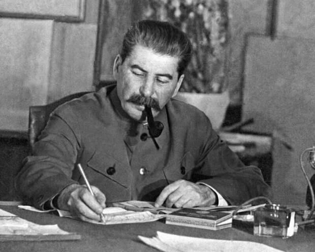 Великий и ужасный Сталин. Посвящается всем русофобам.