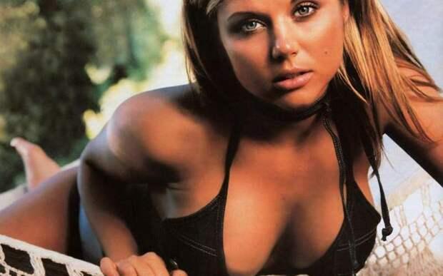 ТОП10 самых красивых девушек с телеэкранов 90-х