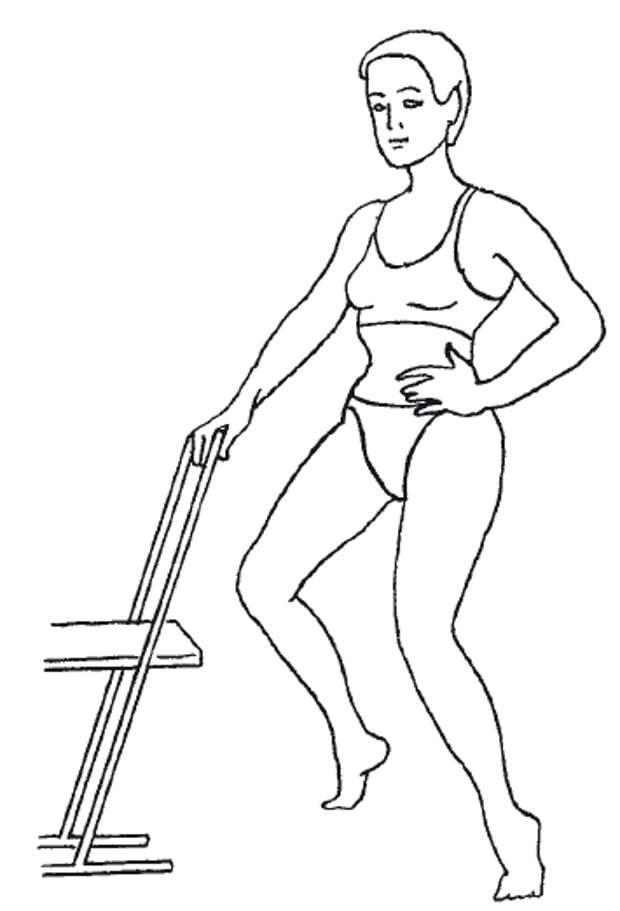 СЕКРЕТ БАЛЕРИН: 7 упражнений для совершенной формы ног