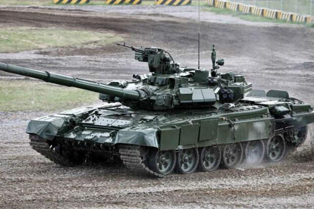5 самых мощных танков современности по словам экспертов