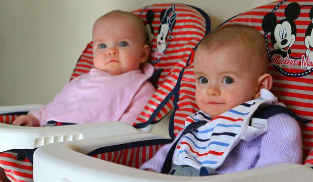 Связаны одной судьбой: чудо-близняшки, которые родились с перерывом в 87 дней