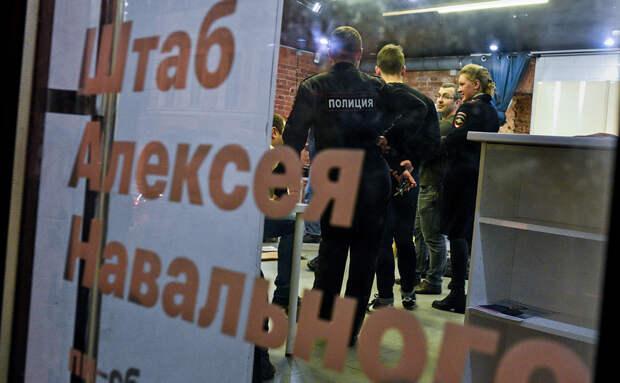 Волков и Жданов ставят крест на структурах Навального