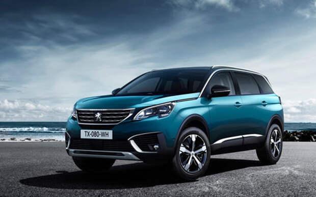 Peugeot привезет в Россию большой кроссовер. Осталось узнать цены
