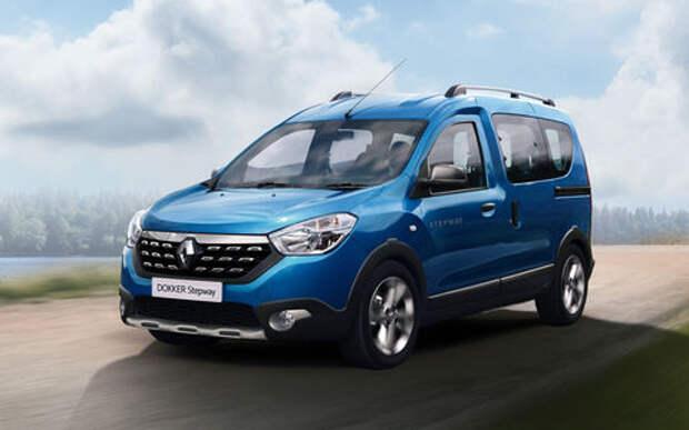 Новый внедорожный Renault появился в салонах