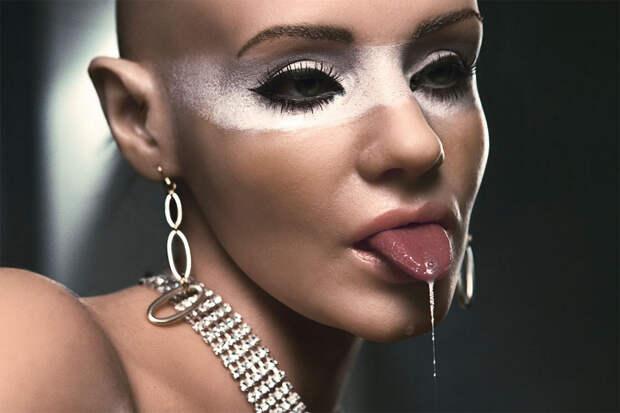 Секс-куклы в фотопроекте Стейси Ли «Средние американцы» 28