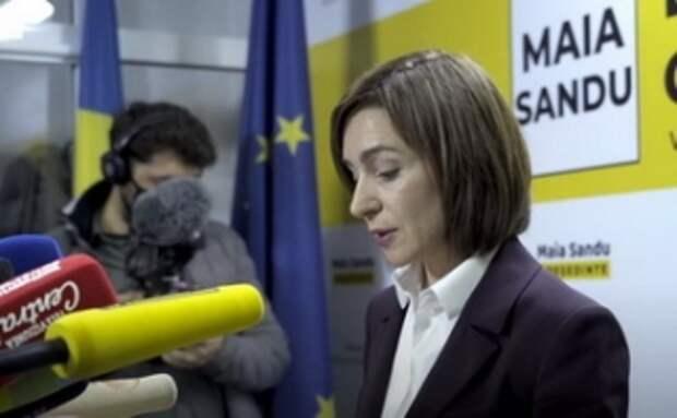 Украинская пресса: Майя Санду в Молдове решила пойти путём Пашиняна в Армении