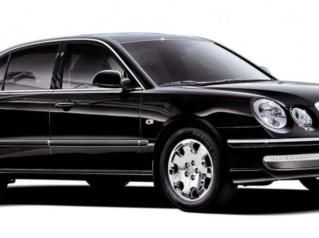 Kia Opirus и Chrysler 300C: а-ля «Мерседес» за полмиллиона