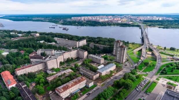 Началось: первый российский город, в котором введён режим ЧС