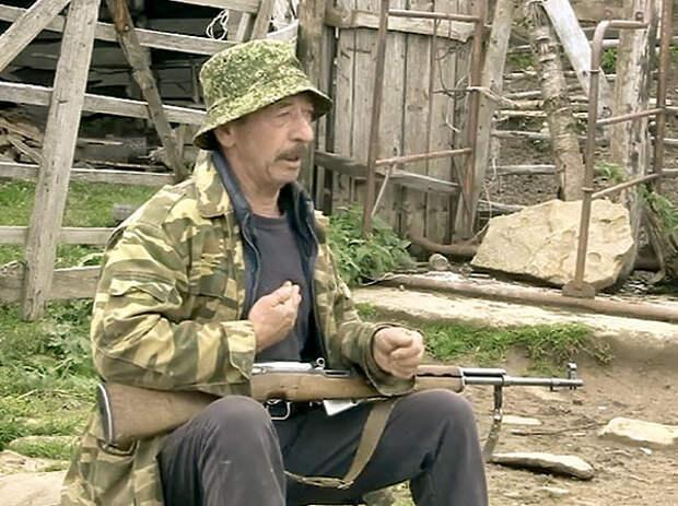 Зов Кавказских гор