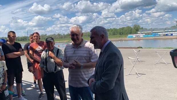 """Лидер партии """"Родина"""" выслушал проблемы жителей Барнаула"""