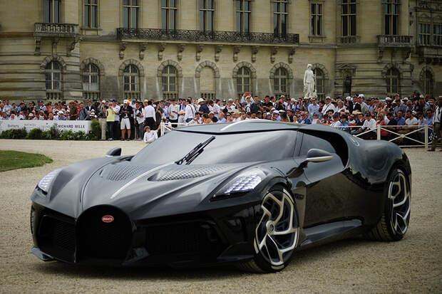 Топ 10 самых дорогих автомобилей